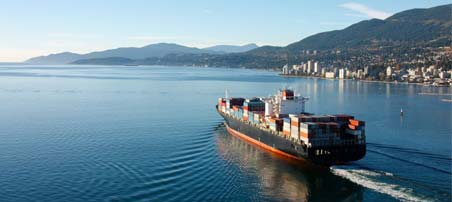 Reisen auf Frachtschiffen