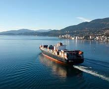 Reisen auf Frachtschiff