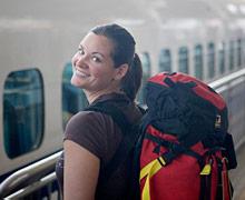 Interrail Urlaub